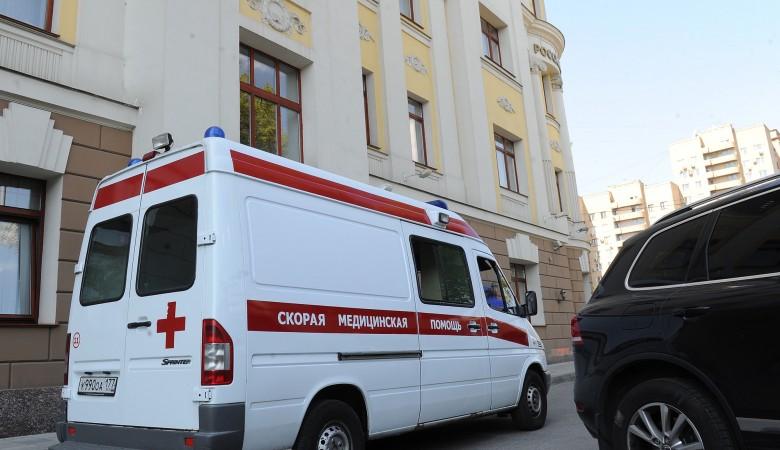 Омская больница скорой помощи, где произошел пожар, продолжает работу