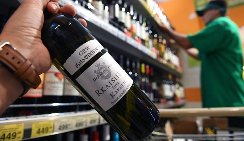 Россия может запретить импорт вин из Грузии на фоне обострения отношений двух стран - газета