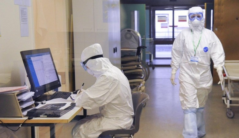 В Хакасии число инфицированных COVID-19 выросло почти до 750