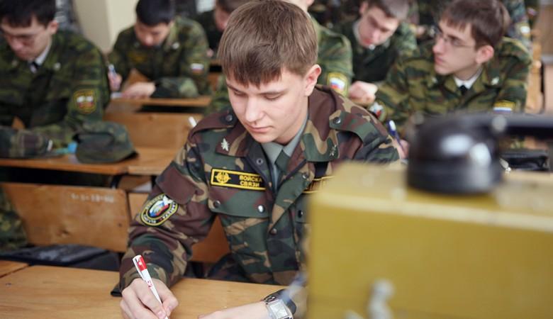 Минобороны РФ создаст военный учебный центр в Иркутском госуниверситете