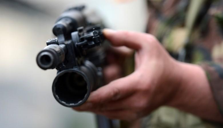 Группа военнослужащих ограбила жителей Китайская народная республика вЧите