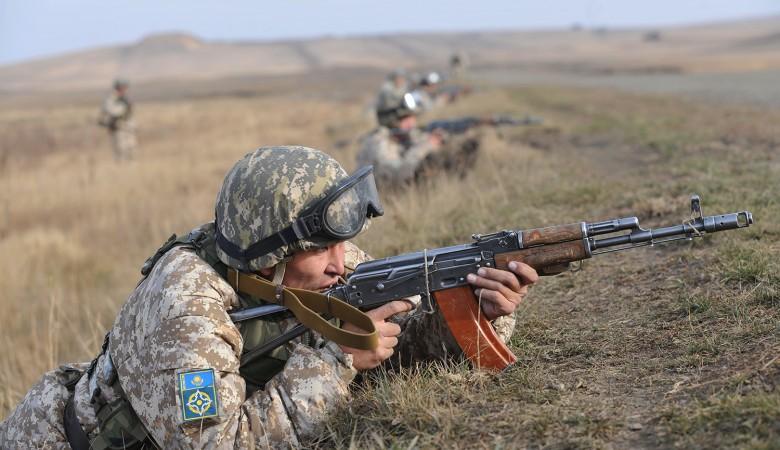 Взрыв произошел на территории воинской части в Казахстане