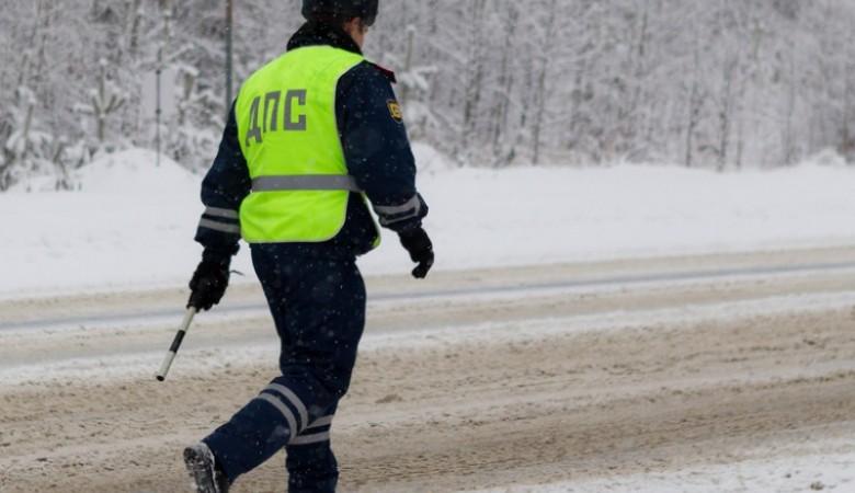 В Томске развернулась погоня за пьяным водителем