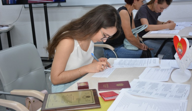В Алтайском крае вырос средний балл ЕГЭ для поступления в вузы