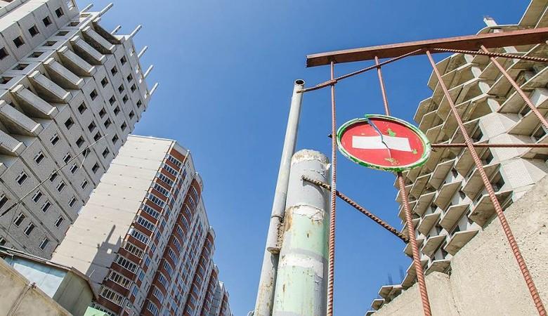 Объем ввода жилья в Новосибирске упал на 24%