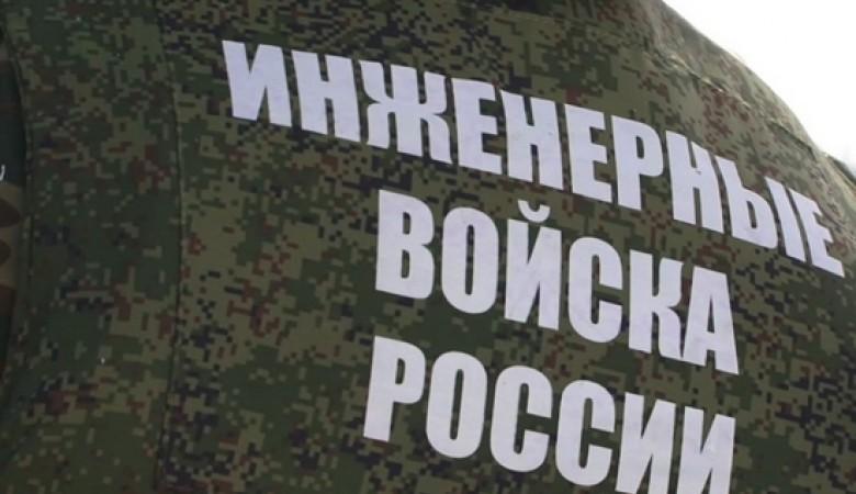 Более тонны взрывчатки используют военные для защиты от паводка на Алтае