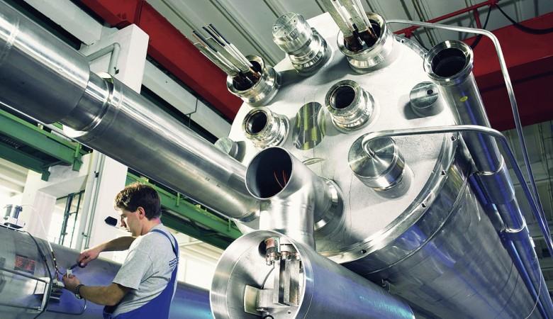 ТВЭЛ запустил в Новосибирске новое производство топлива для исследовательских реакторов