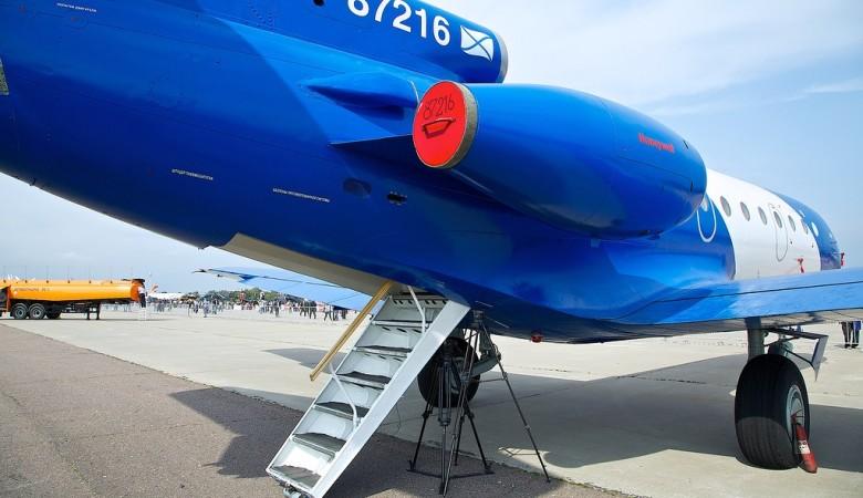Конструкторы в Новосибирске завершают разработку аналога Як-40 с композитным крылом