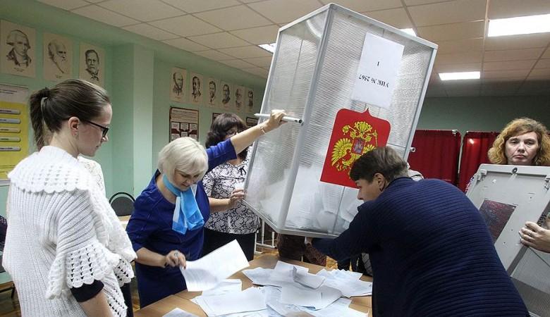 В Барнауле отменили итоги голосования на выборах в гордуму по 3 участкам