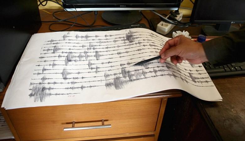 Землетрясение магнитудой чуть более четырех баллов произошло в Туве