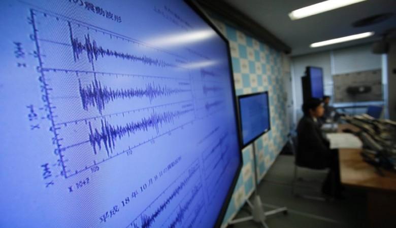 Землетрясение магнитудой 4,1 произошло на юге Казахстана