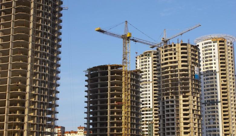 ВОмске количество строящегося жилья возросло практически на10%