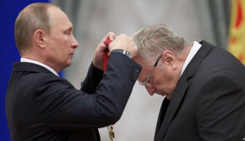 Жириновский возглавил список ЛДПР на выборах в красноярский горсовет