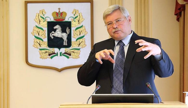 Единоросс Жвачкин выигрывает выборы губернатора Томской области, набирая 60,5% голосов