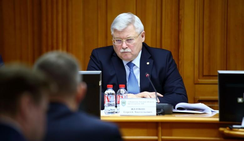 Томский губернатор продлил до 15 июня режим ограничений