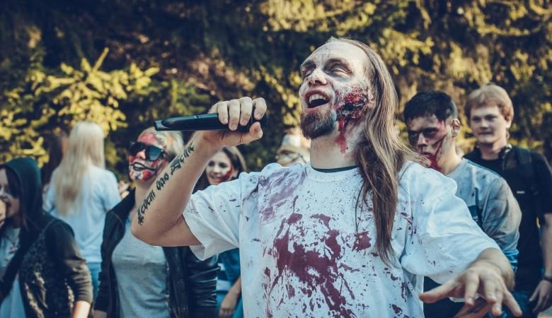 В Красноярске отменен парад «зомби»