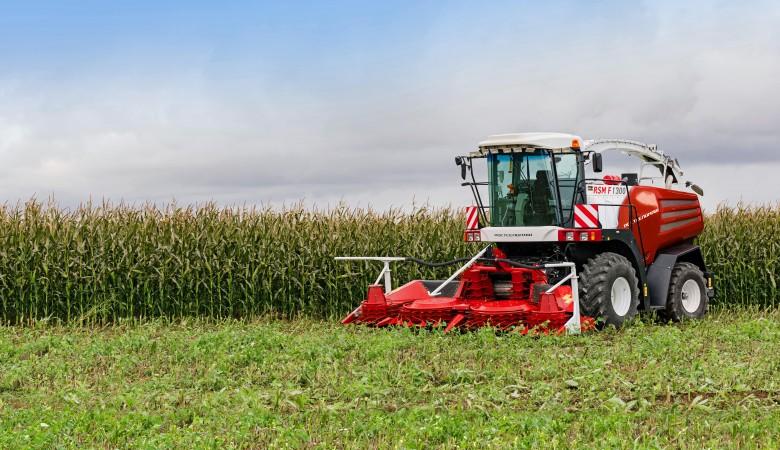 Заготовка кормов с агротехникой мирового производителя