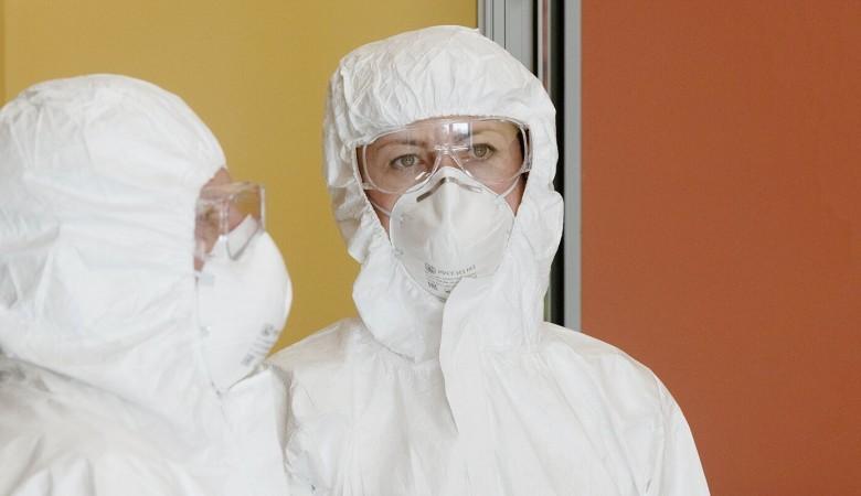 В России за сутки выявили 11 699 заражений коронавирусом, это максимум с начала марта