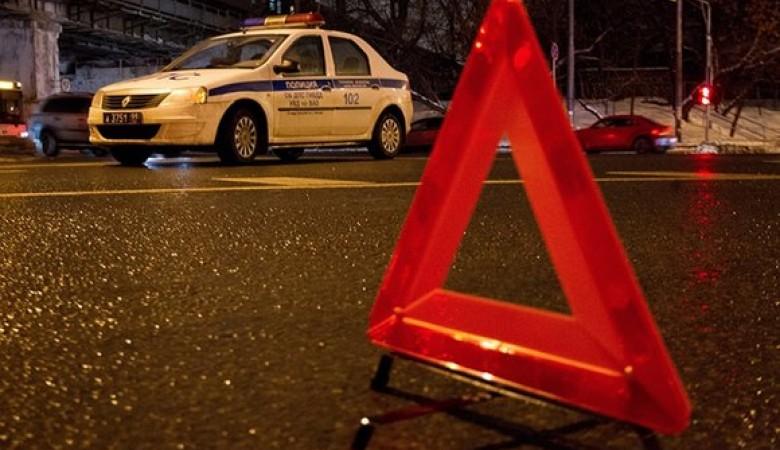 Пьяный сторож в Забайкалье угнал и разбил внедорожник BMW X5, который взял охранять