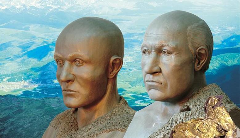 Ученые установили, как выглядели люди, жившие во времена