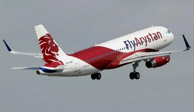 Казахстанский лоукостер начал летать из Омска в Нур-Султан