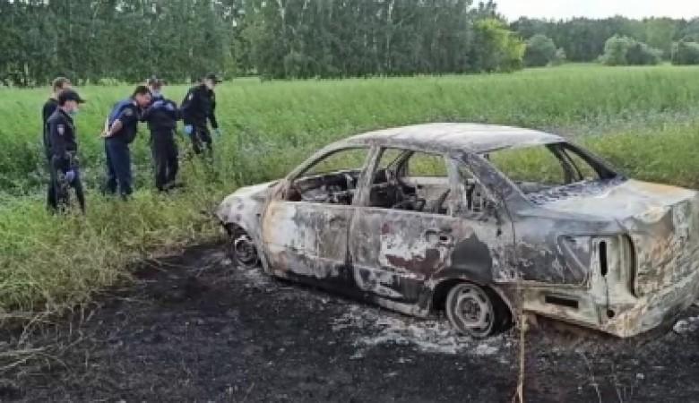 В Алтайском крае найден убитый участковый полиции и его сгоревшая машина