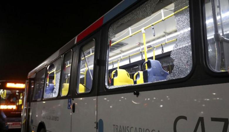 В Томске задержан аполитичный алкоголик, обстрелявший автобус для развлечения
