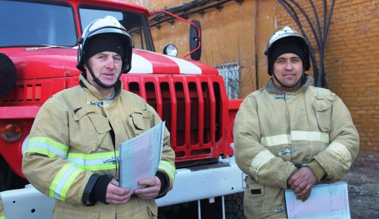 В Иркутской области открыли первую в России частную пожарную часть
