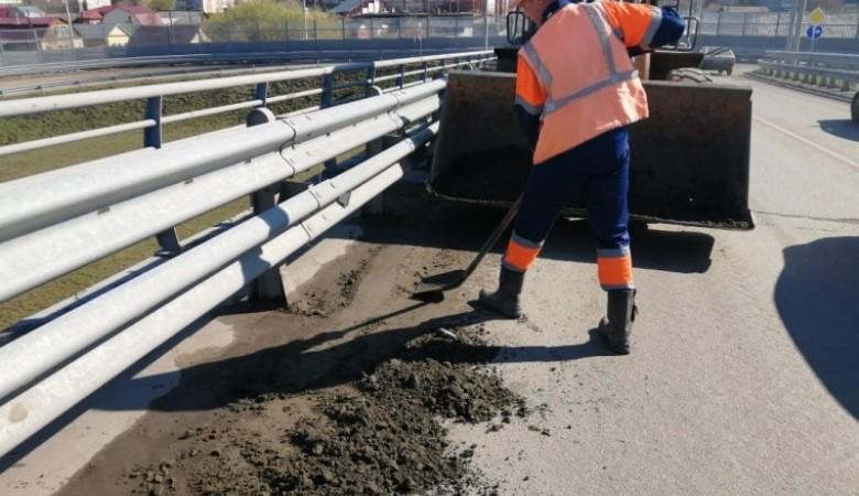 Почти 10 тысяч тонн грязи и излишнего грунта вывезли и в Омске