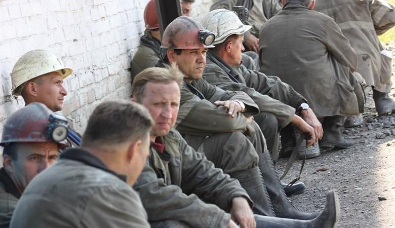Горняки Хакасии, участвующие в голодовке, требуют встречи с Путиным