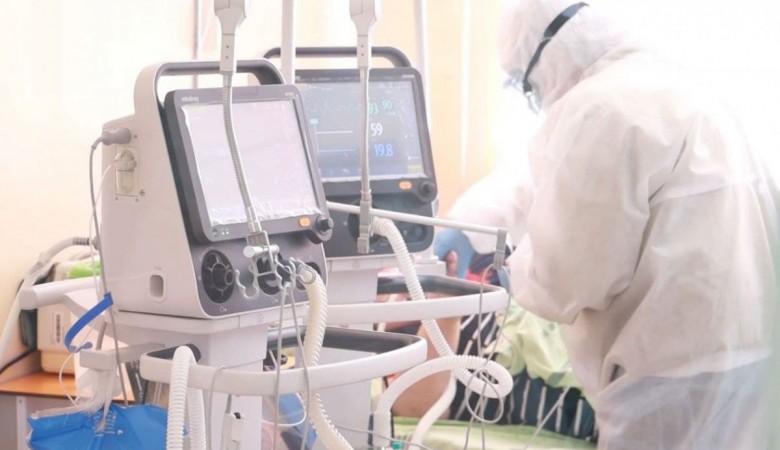 Госпитализация пациентов с COVID-19 в Хакасии достигла максимума за несколько месяцев