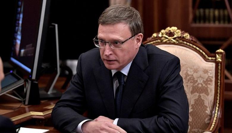 Путин встретится с губернатором Омской области Бурковым