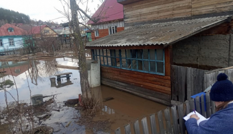 Республика Алтай пострадала на 92 млн рублей из-за паводка