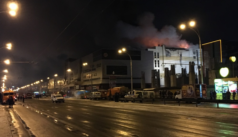 Обвинение запросило тюремные сроки для фигурантов дела о пожаре в «Зимней вишне»