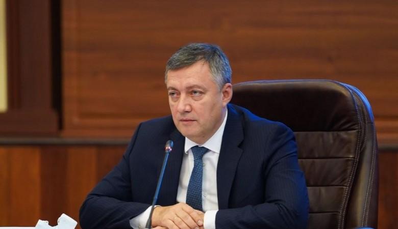 Доход Кобзева во главе Иркутской области снизился на 3,1 млн рублей