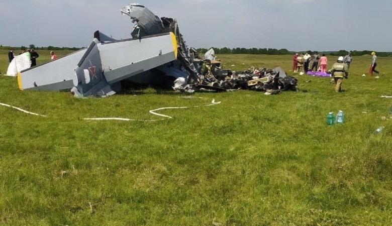Власти Кузбасса окажут помощь семьям погибших и пострадавшим при крушении самолета