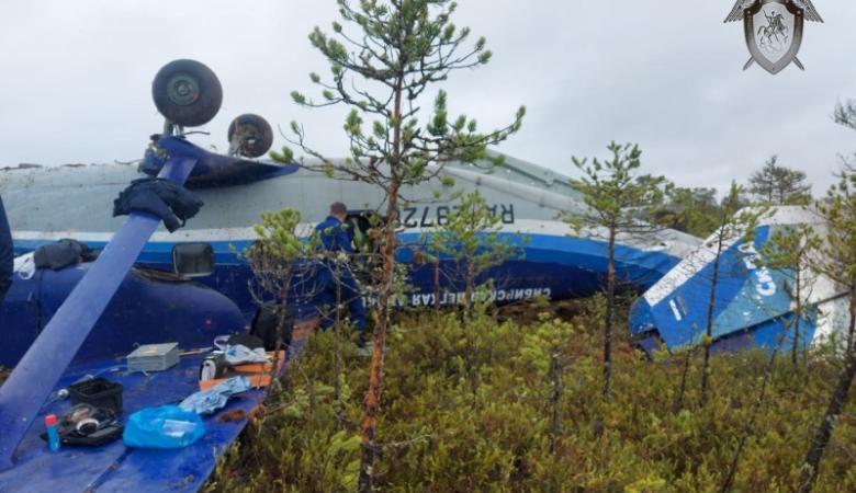 Пострадавших пилота и пассажира Ан-28 выписали из больницы