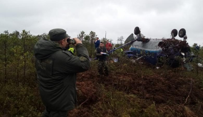 Пилот рассказал, что позволило смягчить удар при жесткой посадке Ан-28