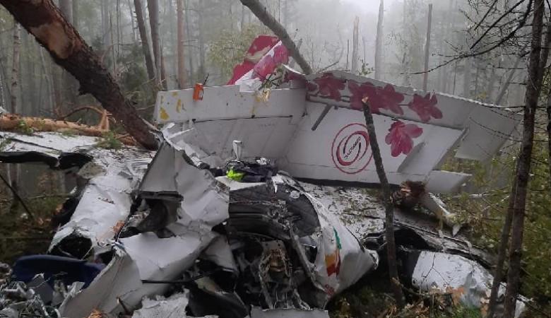 Пострадавшим при аварии L-410 в Иркутской области перечислили от 100 до 500 тыс. рублей