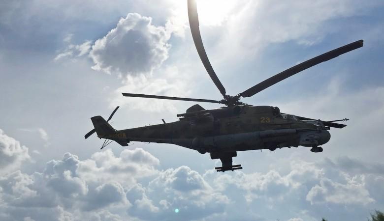 В Бердске похоронили пилота Ми-24, потерпевшего крушение в Сирии