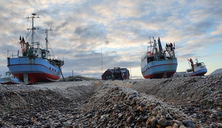 Обмеление рек грозит затруднением судоходства в 3 регионах Сибири
