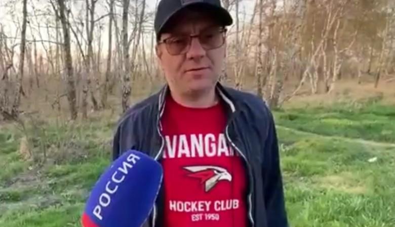 Омский министр извинился за свое исчезновение в лесу