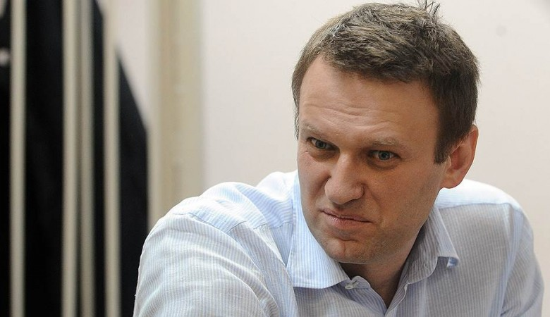 Оппозиционер Алексей Навальный инкогнито отдыхает на Алтае