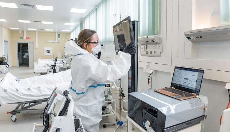 В России за сутки прибавилось 17 837 случаев коронавируса