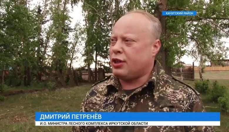 Министр лесного комплекса Иркутской области подал в отставку