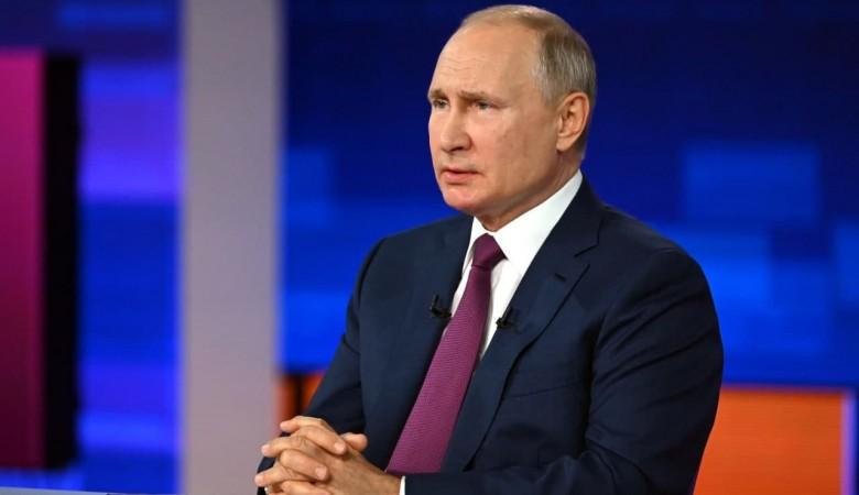 Президент РФ Владимир Путин посетит Чемпионат мира по хоккею с мячом в Иркутске