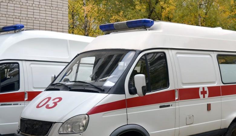 Скорая помощь сбила пешехода в Омской области