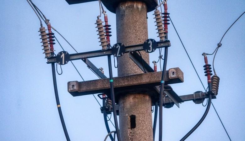 Несколько районов Кемерово остались без электричества