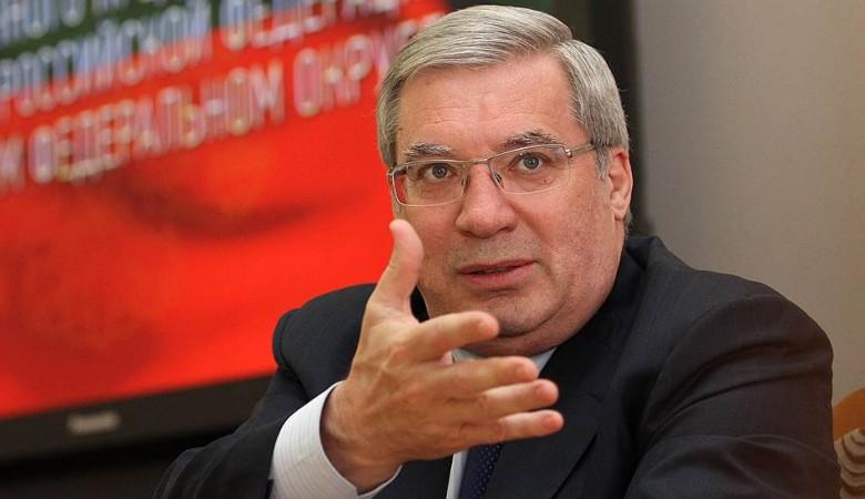 Толоконский ведет переговоры о работе в академии государственной службы